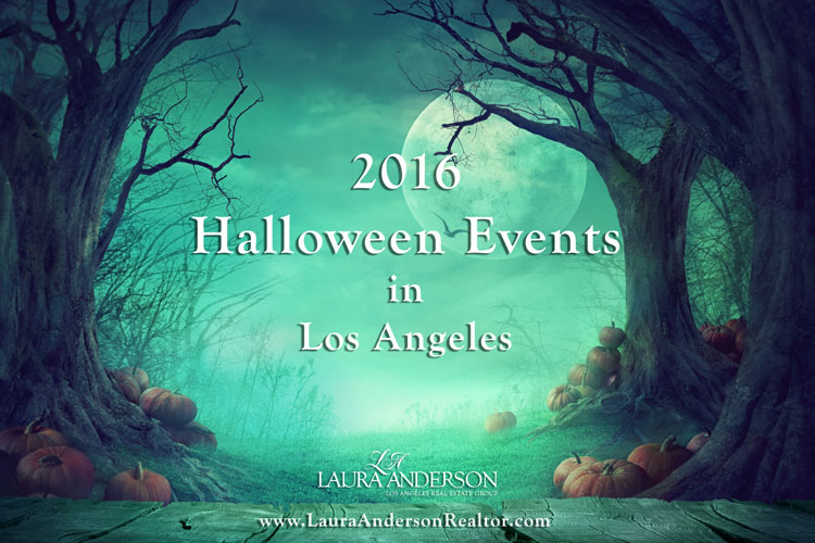 2016 Halloween Events in Los Angeles