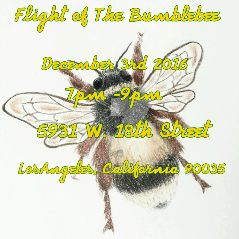 Flight Of The BumbleBee Dance Performance