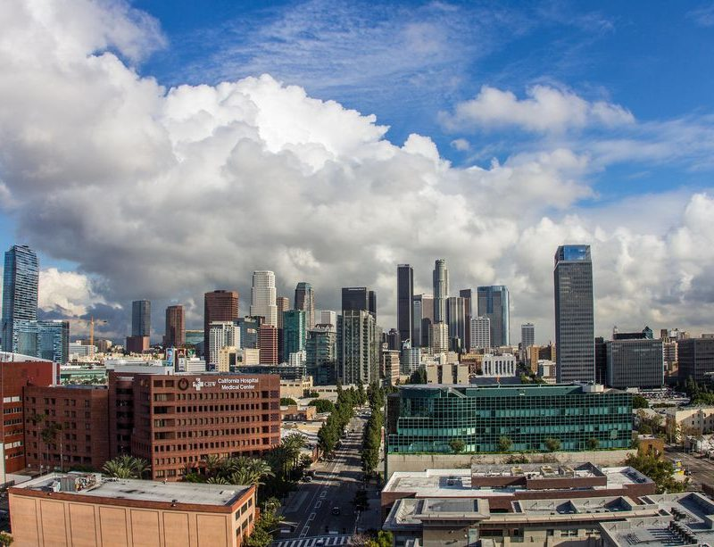 Los Angeles Is A Top City For Where Millenials Want To Be