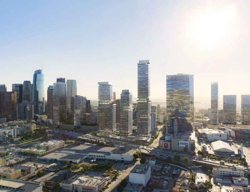 Los Angeles Is Admist A Real Estate Boom Driven By Foriegn Investors