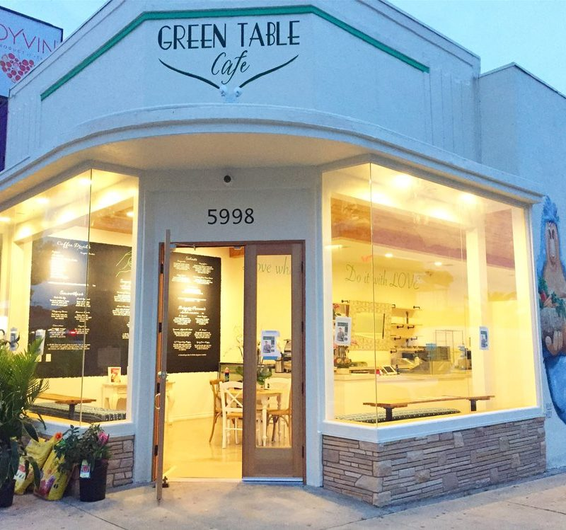 Ruby's Restaurant: Faircrest Heights' Green Table Cafe