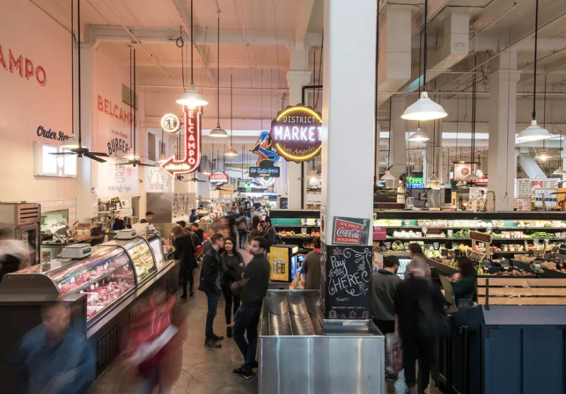 Grand Central Market Sold, New Owner Plans a Facelift