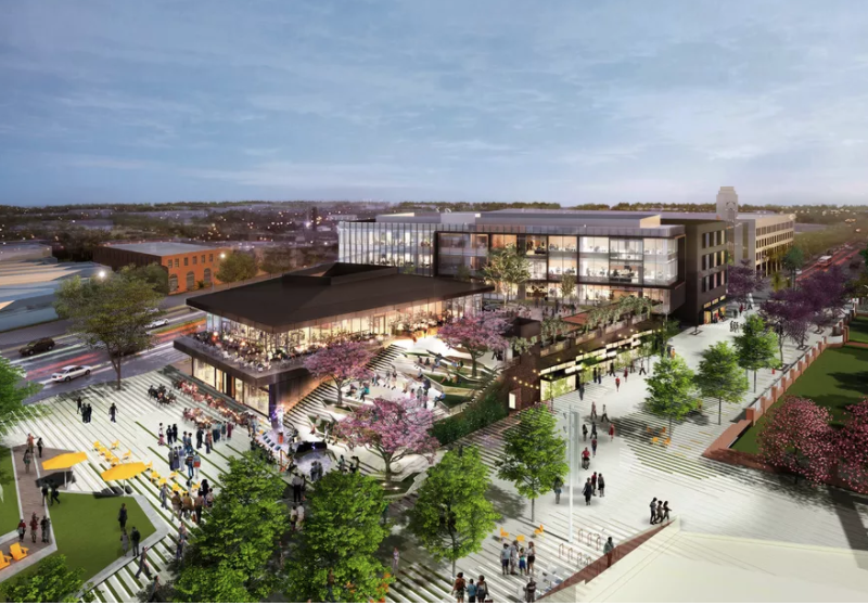 Culver Steps: Big downtown Culver City development will be walkable 'urban hub'