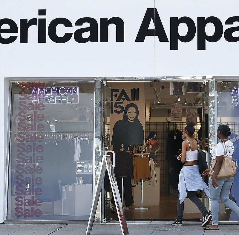 American Apparel is reopening exactly one store, and it's in Los Angeles