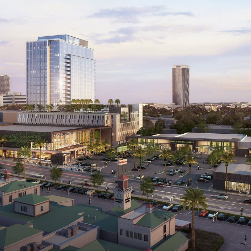 Here's a peek at planned Third/Fairfax mixed-user and its 26-story tower
