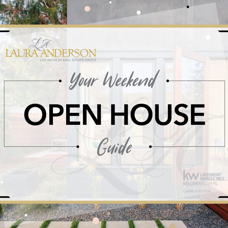 This Weekends Beverlywood Open House Guide