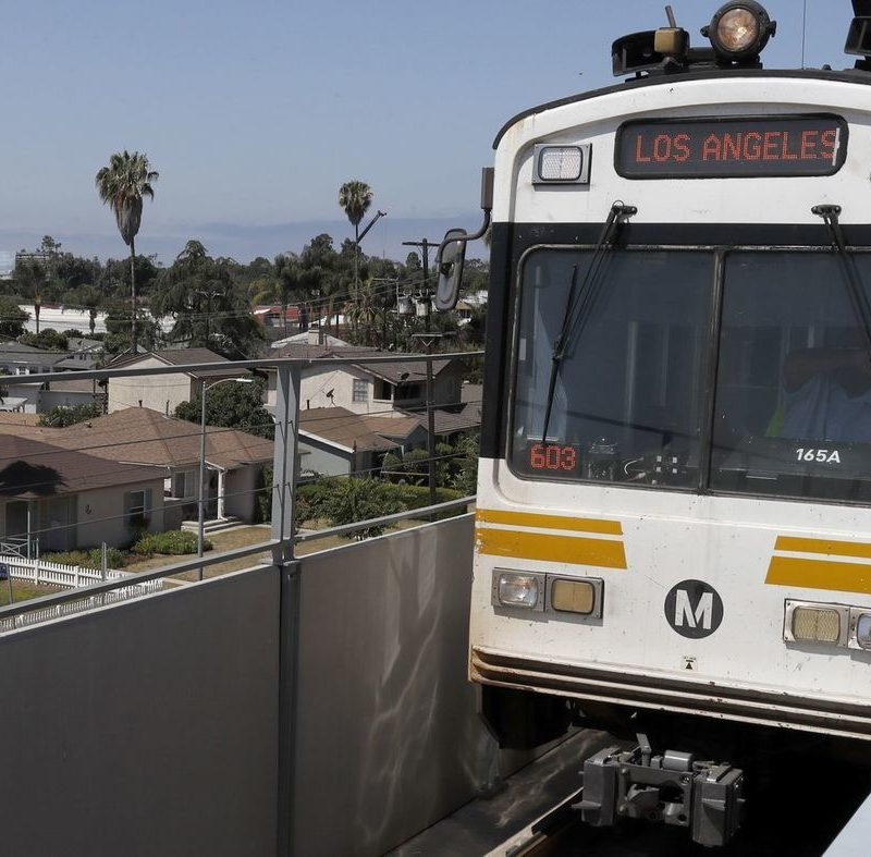 L.A. will allow more dense development near five Expo Line stations