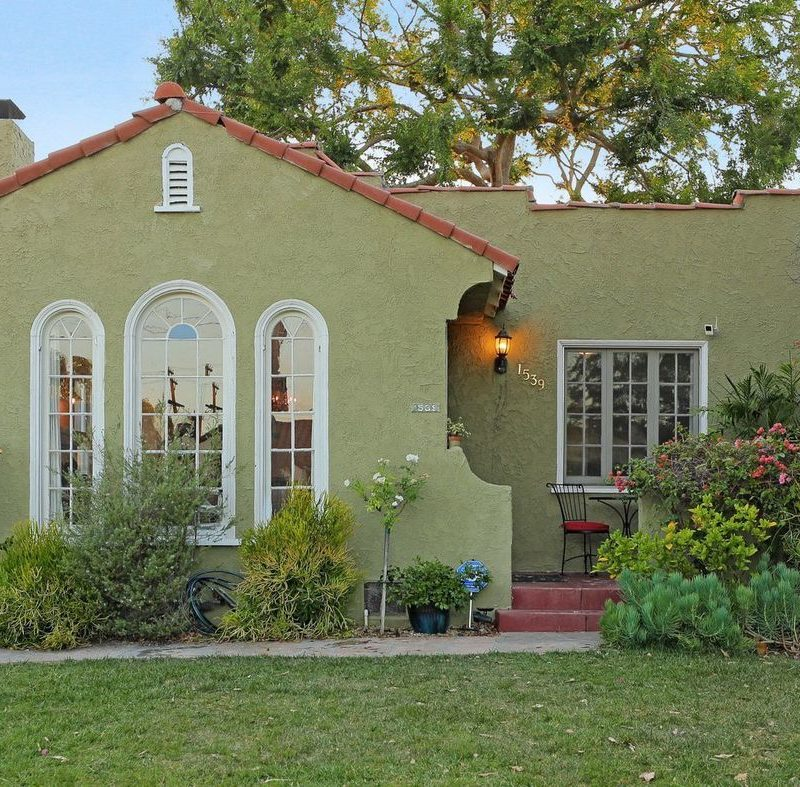 Food Network personality Ryan Fey lists classic Spanish-style bungalow for sale