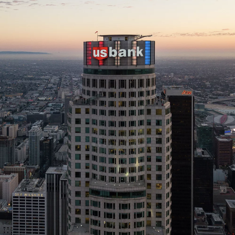 US Bank Tower on the market