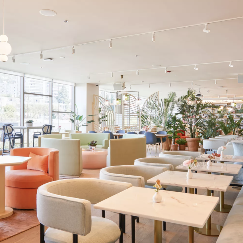 Women-focused coworking space The Wing is open in West Hollywood