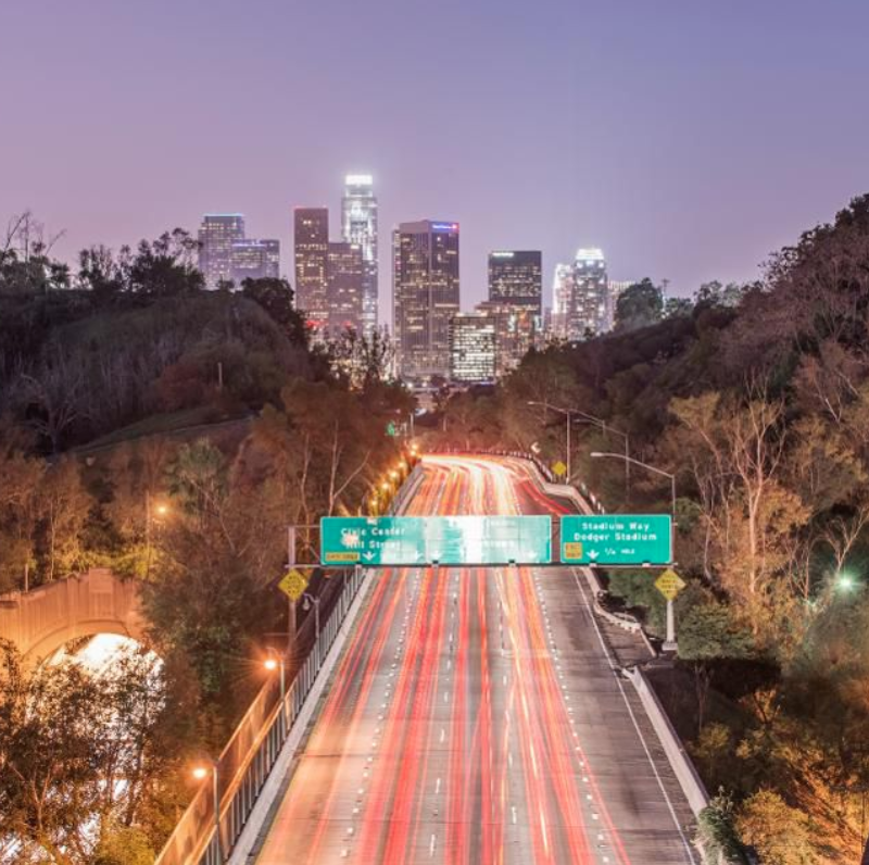Los Angeles Targets 100% Electric Vehicles In The City By 2050