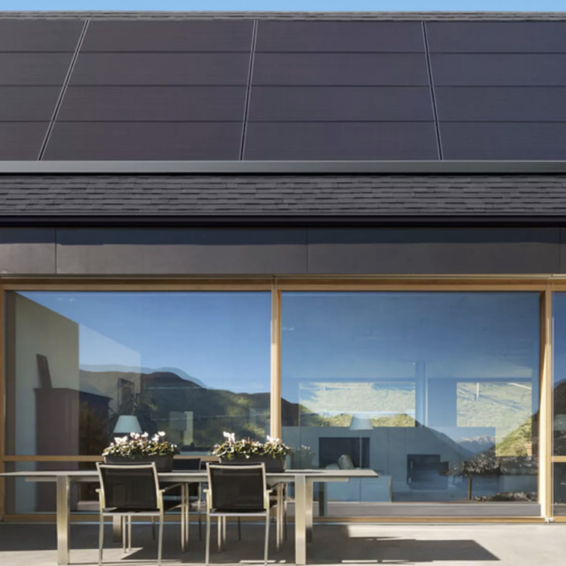 Tesla will now rent solar panels to homeowners
