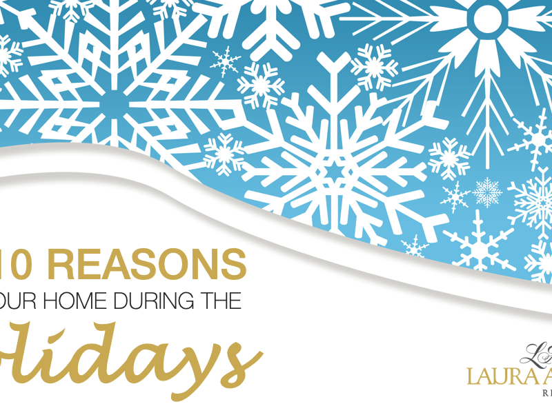 Top 10 Reasons To List Your Home During The Holidays