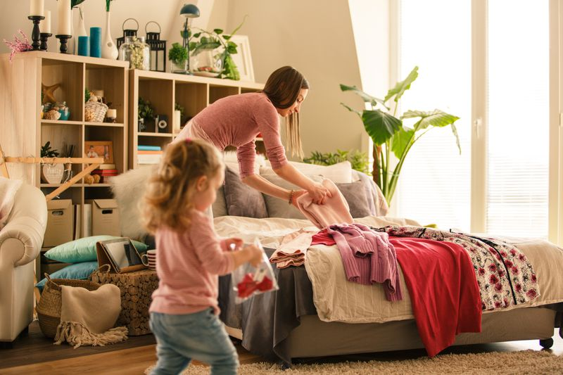 Spring-cleaning spruce-up, whether you're moving or not