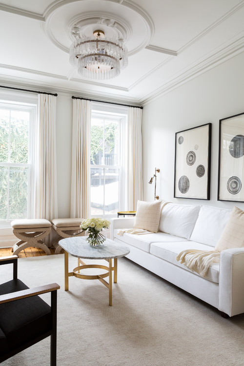 Don't Shed Your Sweats Yet! The Year's 8 Hottest Living Room Design Trends Bring the Cozy, Comfy Vibes